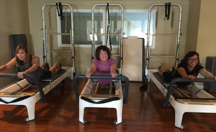 Pilates Girls